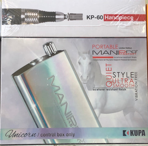 KUPA MANIPRO PASSPORT -LIMITED EDITION  UNICORN COLOR