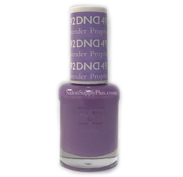 572 - DND Nail Lacquer - Great Smoky Mountain