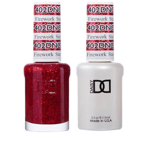 402 - DND Duo Gel -Firework Star
