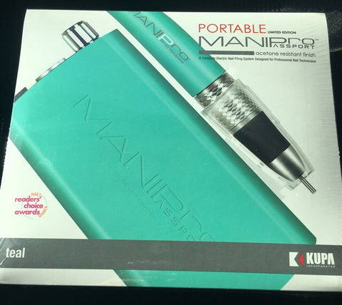 KUPA PORTABLE MANIPRO PASSPORT - TEAL