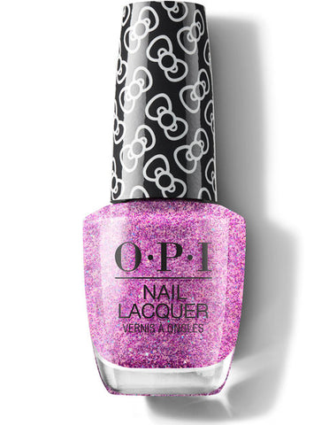 HP L03 - OPI Regular Lacquer  -  LET'S CELEBRATE- HELLO KITTY COLLECTION
