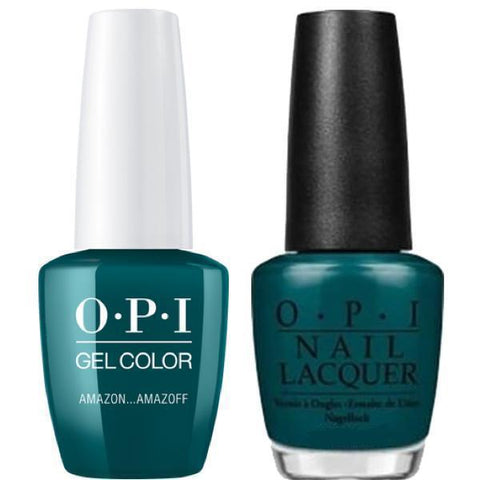 A64 OPI Gel color & Lacquer Duo set - Amazon...Amazoff