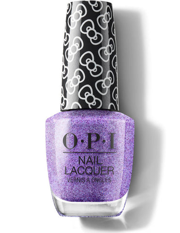 HP L06 - OPI Regular Lacquer  -  PILE ON THE SPRINKLES - HELLO KITTY COLLECTION