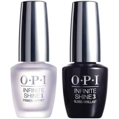 OPI INFINITE SHINE - PRIMER BASE & TOP COAT SET