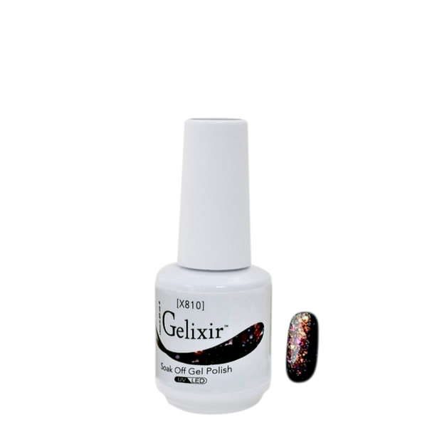 Gelixir X Collection - Glitter Gel Color – X810
