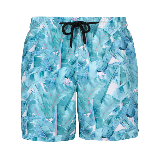 Men's Swim trunks - Banana Leaf