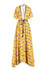 Tassel Dress - Mustard Karoo