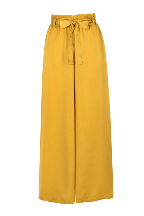 Palazzo Pants - Turmeric (NOW AVAILABLE)