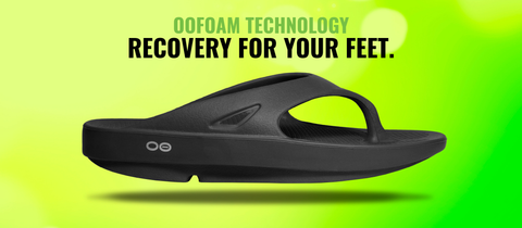 Oofoam technology: recovery for your feet