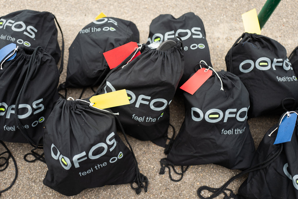OOFOS Recovery Gear