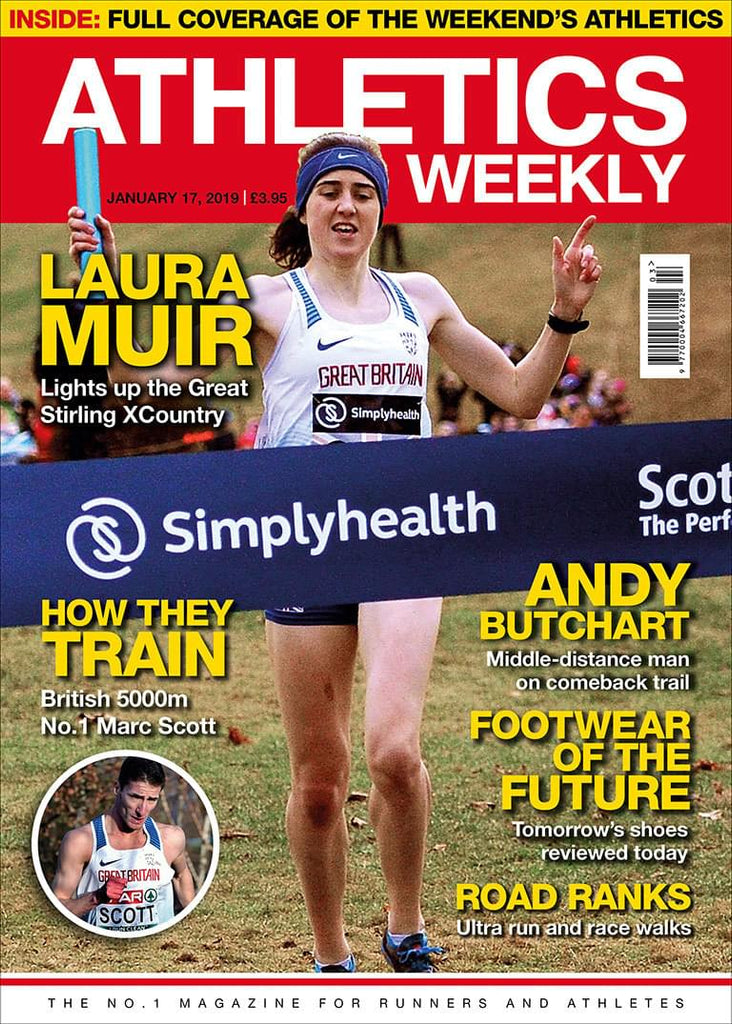 Athletics Weekly Review