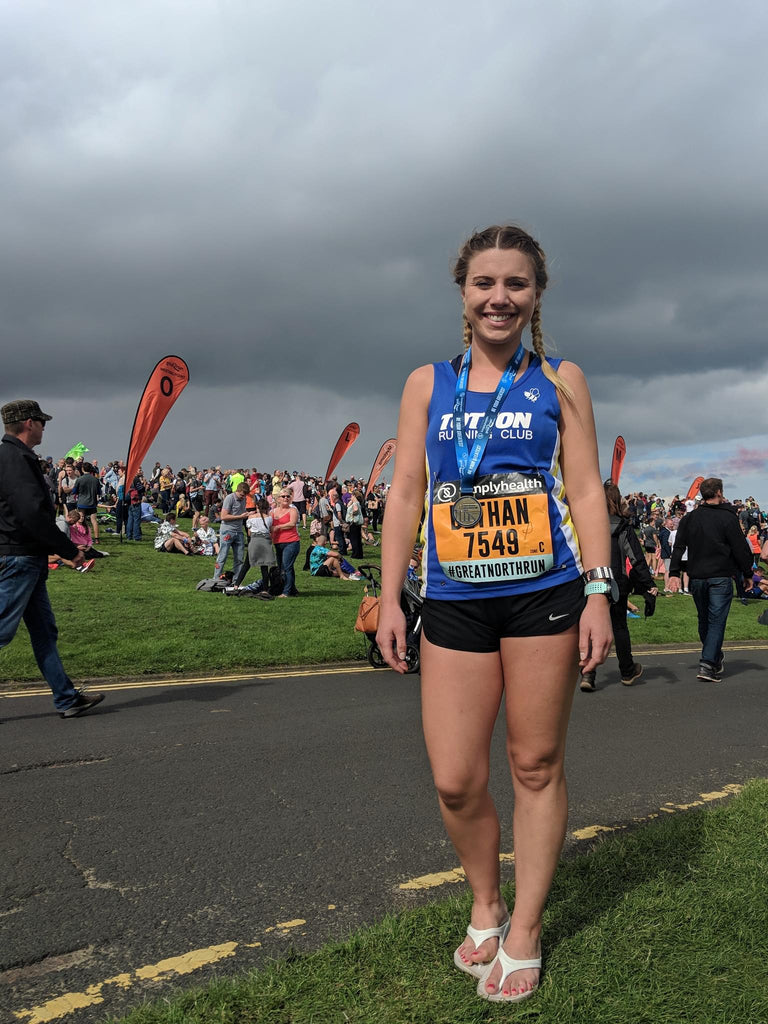 Recovery After The Great North Run