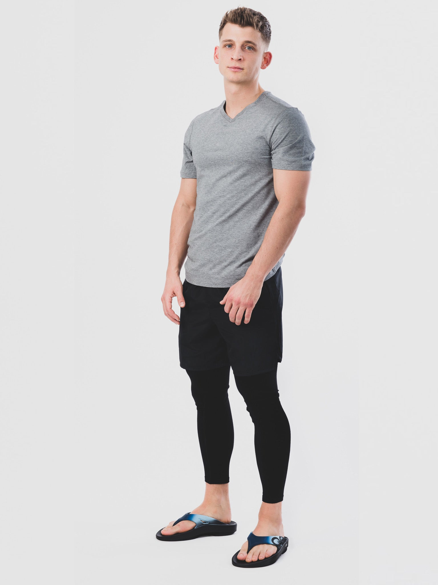 Men's OOriginal Sport Azul Full Length