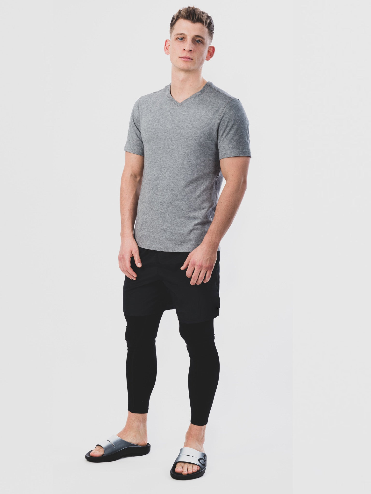 Men's OOahh Sport Smoke Full Length