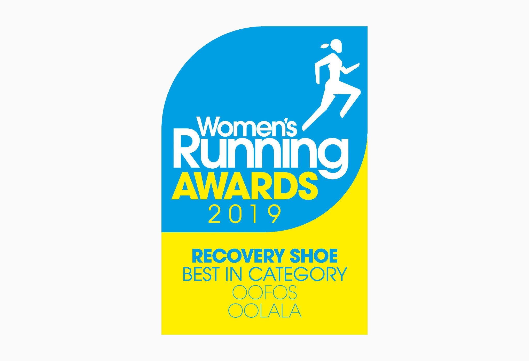 Women's Running Magazine Award