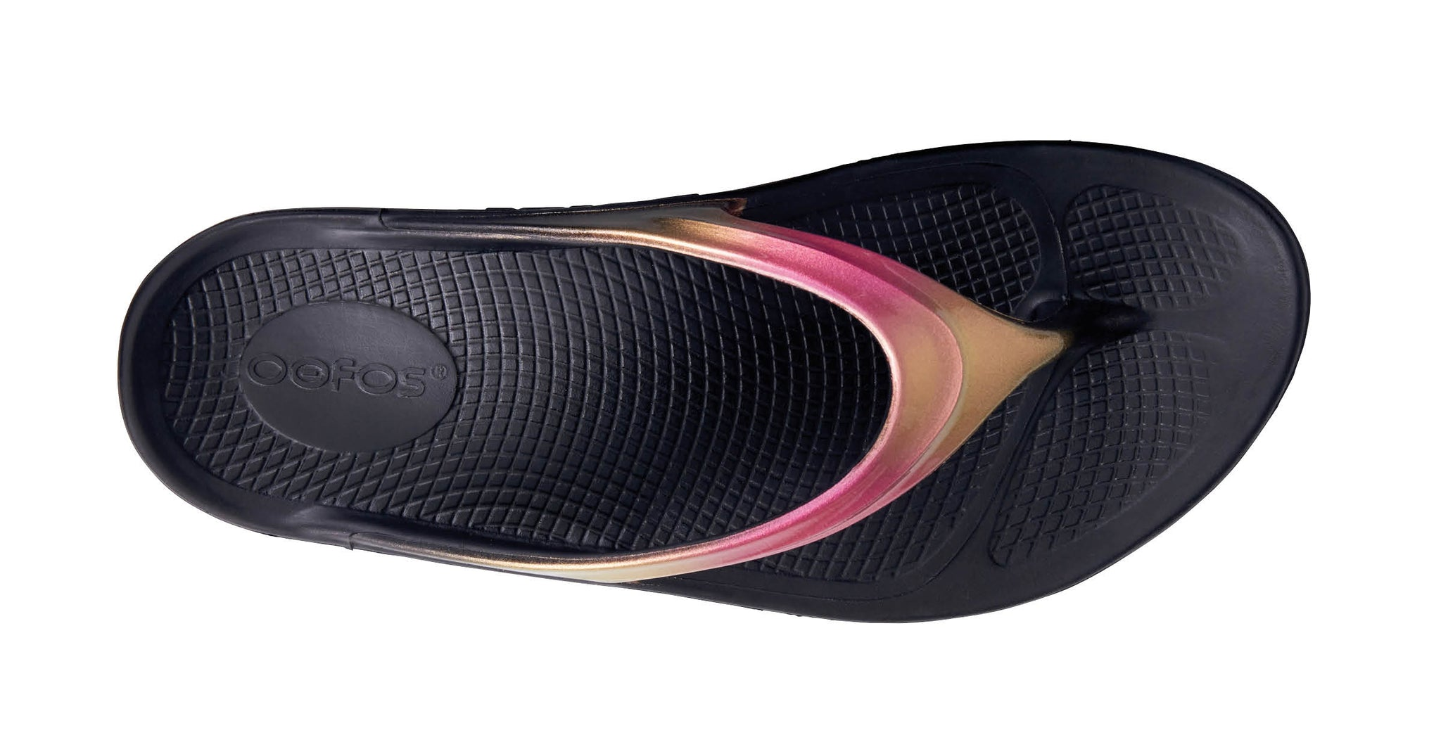 54449706bb39 OOFOS Women s OOlala Luxe Recovery Sandals