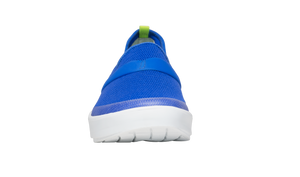 Women's OOmg Low Shoe White Blue