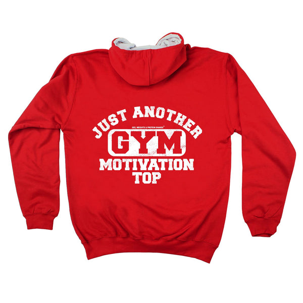 FB Sex Weights and Protein Shakes Gym Bodybuilding Tee - Just Another Gym Motivational Top -  Womens Fitted Cotton T-Shirt Top T Shirt