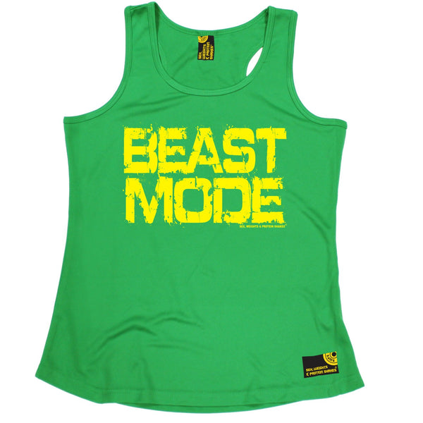Beast Mode Girlie Performance Training Cool Vest