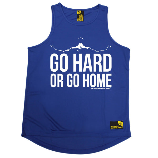 Go Hard Or Go Home Performance Training Cool Vest