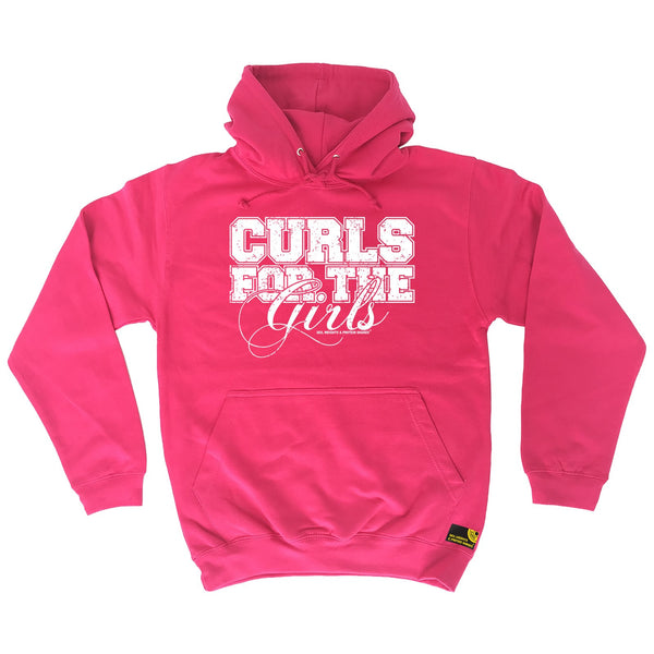 Curls For The Girls Hoodie