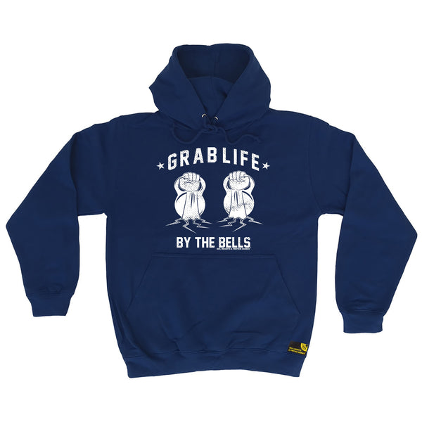 Grab Life By The Bells Hoodie