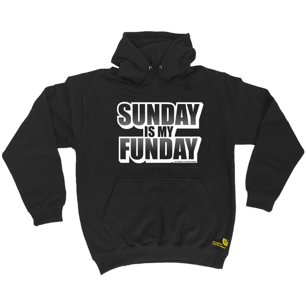 Sunday Is My Funday Hoodie