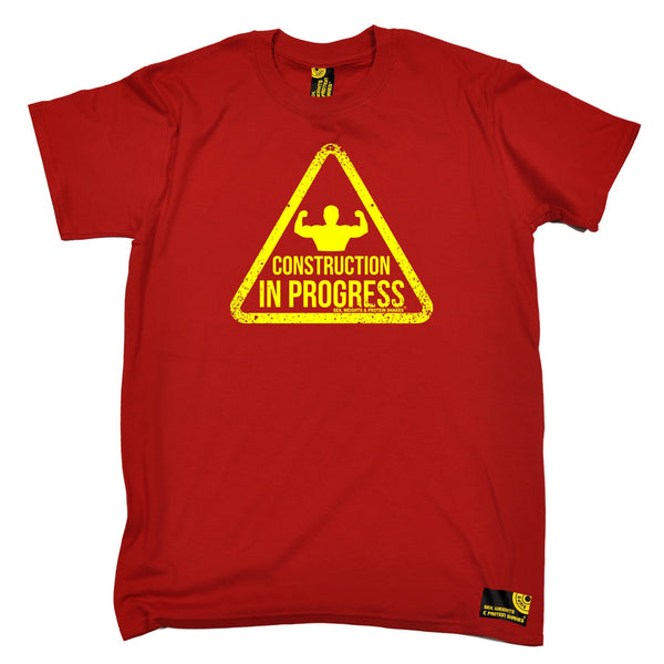 Construction In Progress T-Shirt