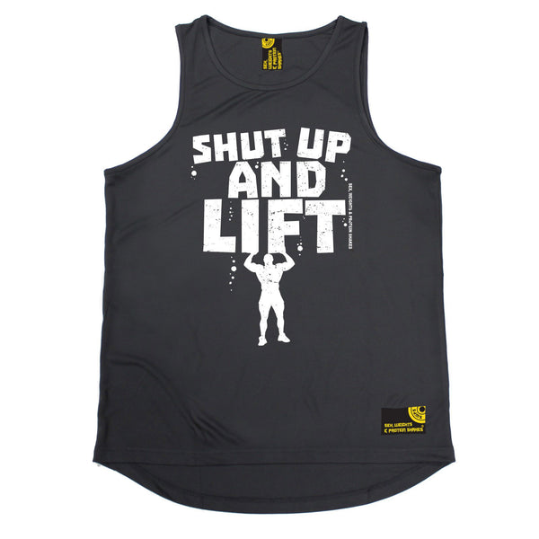 Shut Up And Lift Performance Training Cool Vest