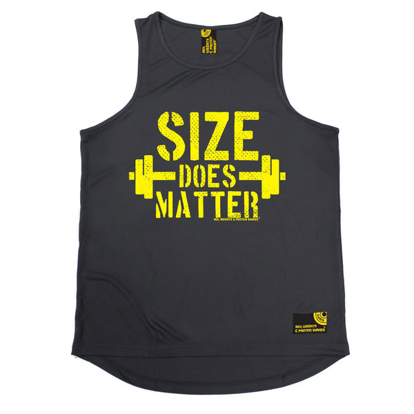 Size Does Matters Performance Training Cool Vest