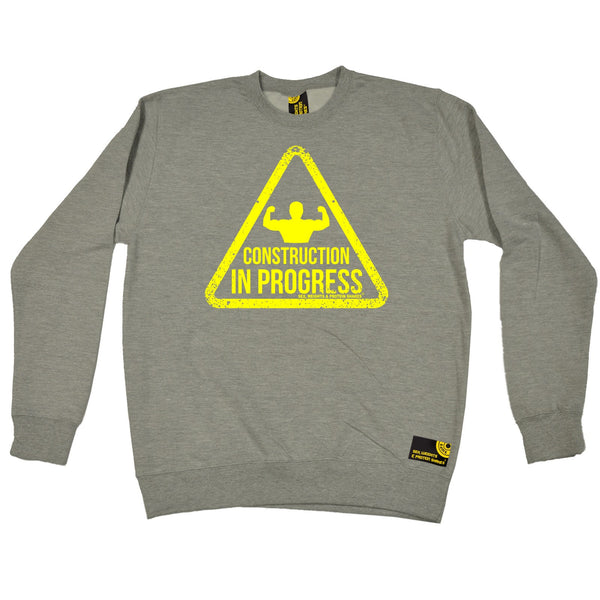 Construction In Progress Sweatshirt