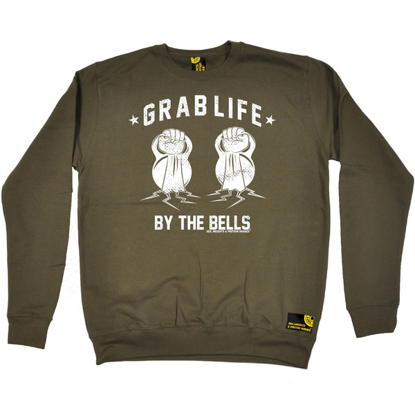 Grab Life By The Bells Sweatshirt
