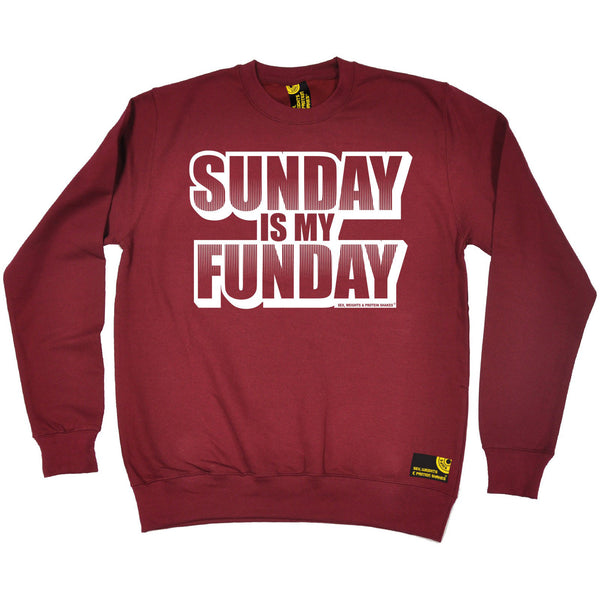 Sunday Is My Funday Sweatshirt
