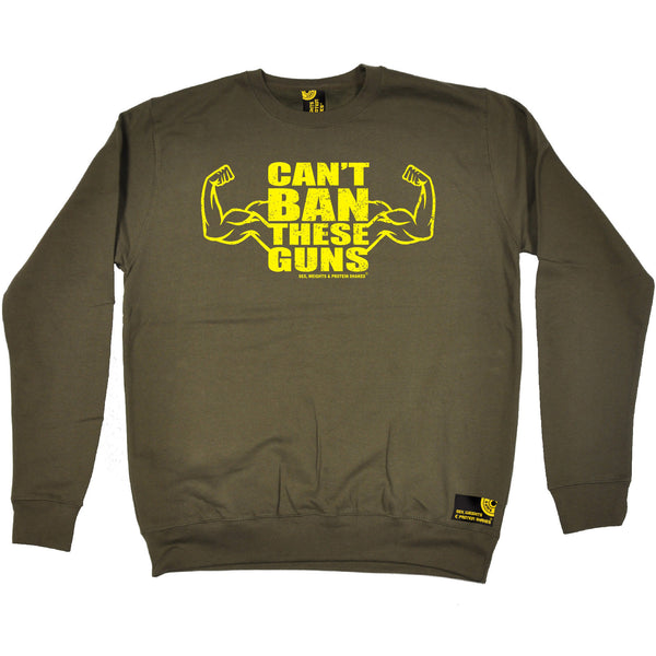 Can't Ban These Guns Sweatshirt
