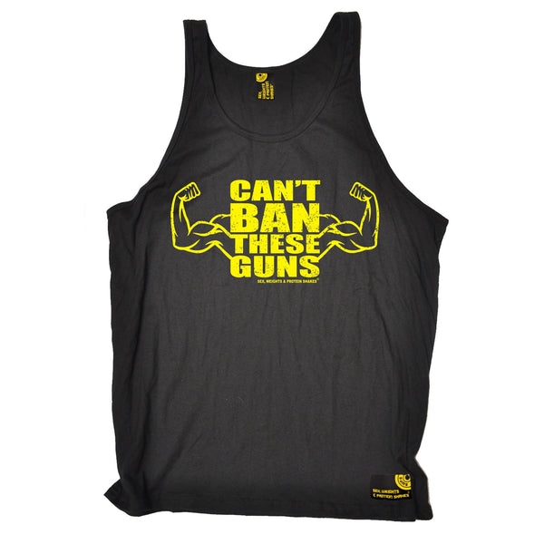Can't Ban These Guns Vest Top