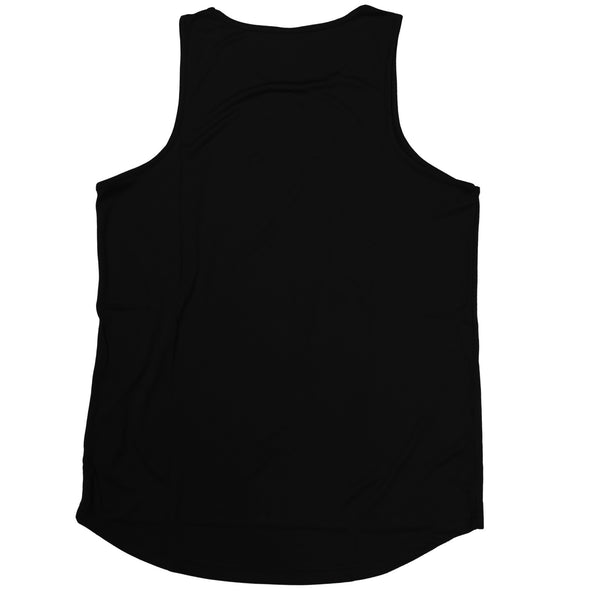 Protein Flexing ... White Breast Pocket Design Performance Training Cool Vest