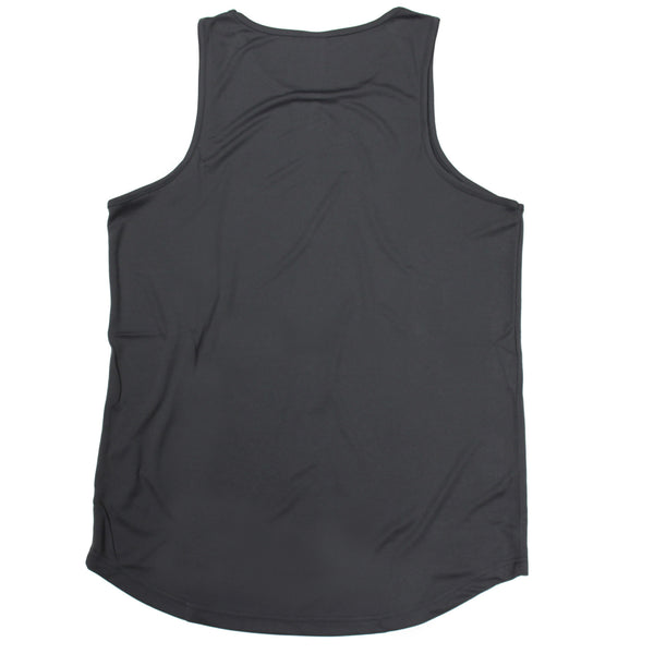 Gym Wear ... Breast Pocket Black Design Performance Training Cool Vest