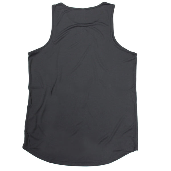 SWPS Exercise Bacon Sex Weights And Protein Shakes Gym Men's Training Vest