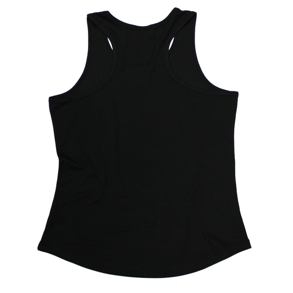 Permission To Skip The Gym ... Denied Girlie Performance Training Cool Vest