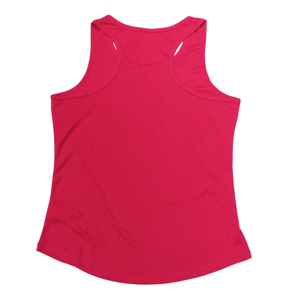 I Flexed And The Sleeves Fell Off Girlie Performance Training Cool Vest