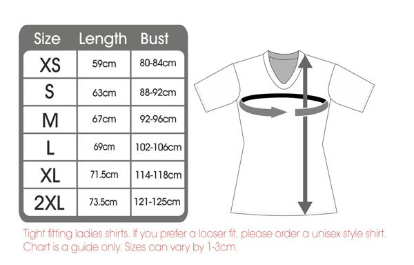 FB SWPS - Sex Weights and Protein Shakes Womens Gym Bodybuilding Tee - Dumbell Yin Yang - V Neck Dry Fit Performance T-Shirt