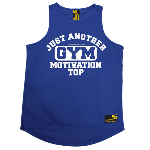 Just Another Gym Motivation Top Performance Training Cool Vest