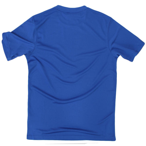 Men's Sex Weights and Protein Shakes - Grab Life By The Bells - Dry Fit Breathable Sports T-SHIRT
