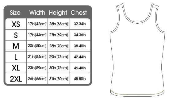 FB Sex Weights and Protein Shakes Gym Bodybuilding Vest - Flexing Kettlebell - Bella Singlet Top
