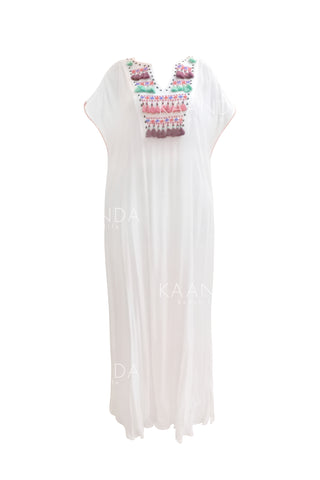 Tassel Me Dress - Resort Collection