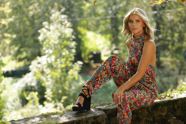 Epic Mix Jumpsuit - Resort Collection