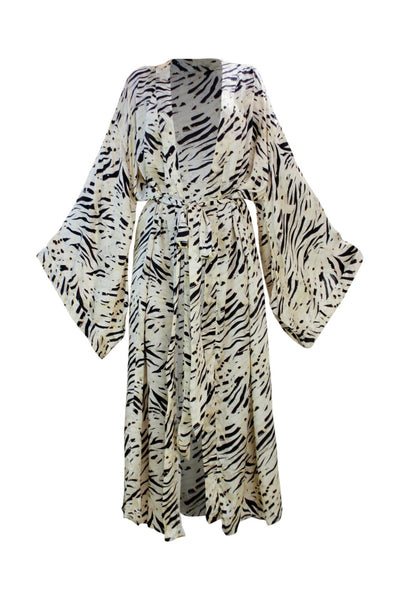 Paros Long Kimono - Resort Collection