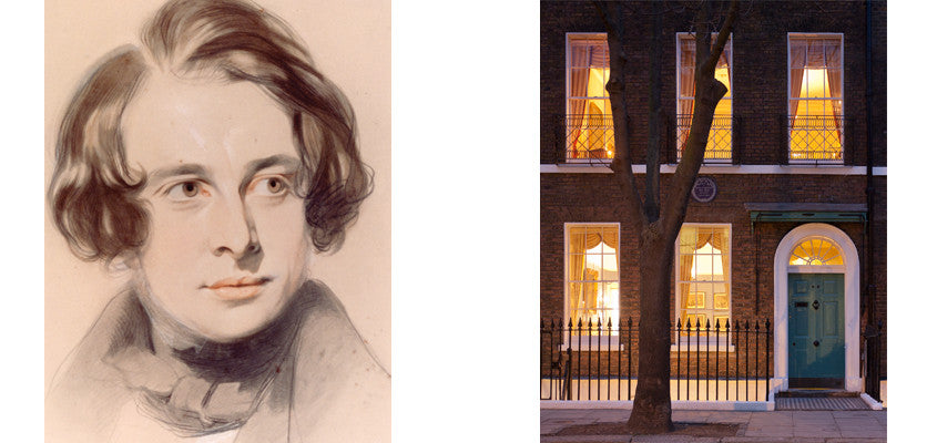 C.Dickens by S. Laurence and 48 Doughty Street