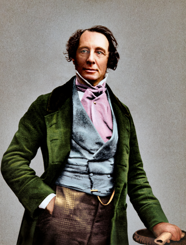 Technicolour Dickens: <br>The Living Image  of Charles Dickens </br>