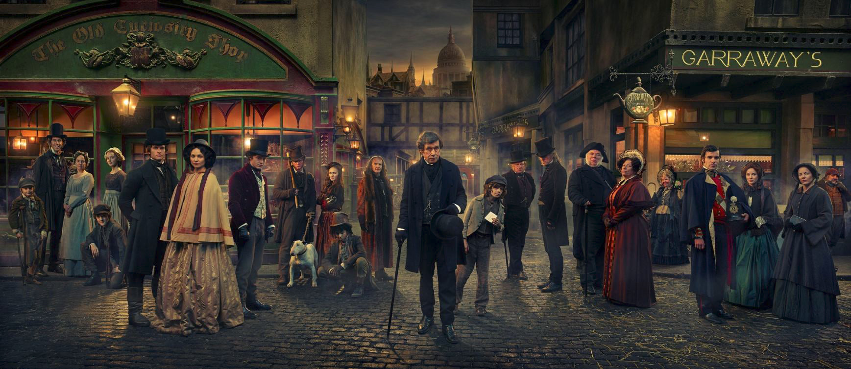 Dickensian, Courtesy of BBC